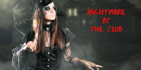 Nightmare at the Club Halloween Party - Featuring DJ Barón López tickets