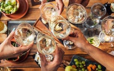 White Wine Dinner tickets