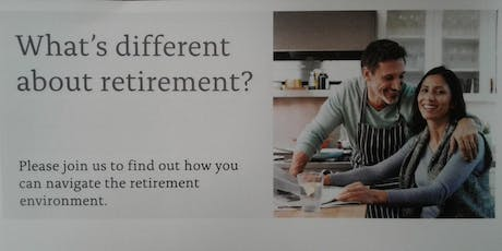 Lunch at Mitchell's: Meet New York Life: What's different about retirement? tickets