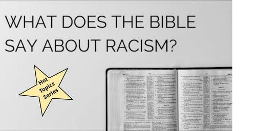 Racism & The Church