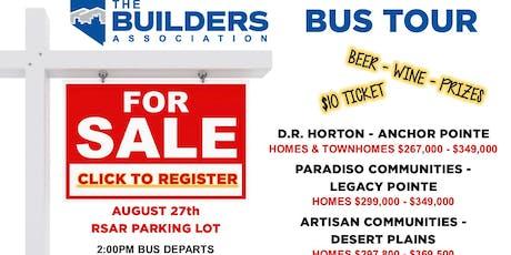 Realtor Bus Tour 8/27 tickets