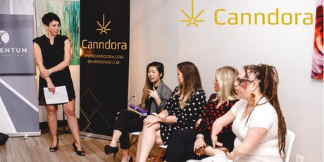 #CanndoraConnect Collaboration & Networking Lunch tickets