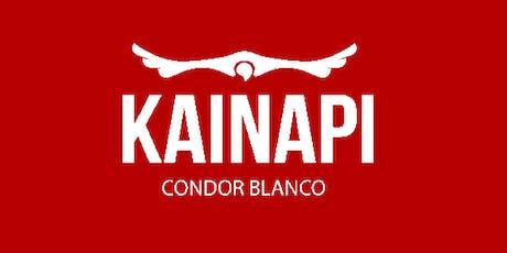 KAINAPI ESTAÇÃO - PRIMAVERA 2019 Blumenau ingressos