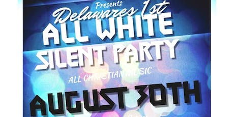 All White Silent Party tickets