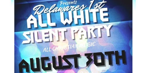 All White Silent Party
