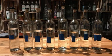 What's in your mouth? An agave spirits blind tasting tickets