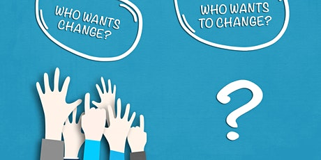 Change Management Classroom Training in Charlottesville, VA tickets