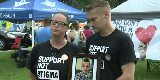 International Overdose Awareness Day - Kitchener, ON