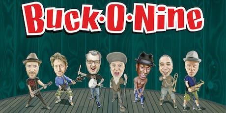 Buck O Nine + Johnny Madcap + China Wife Motors tickets