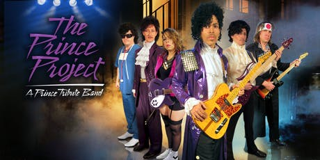 THE PRINCE PROJECT - A TRIBUTE TO PRINCE AND THE REVOLUTION tickets