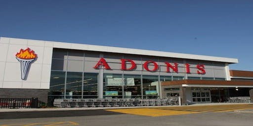 New opening for Adonis Market