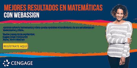 Mejores resultados en Matemáticas con WebAssign entradas