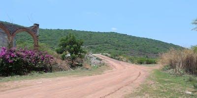 Visita de terrenos en Privada las Estacas en Morelos, en zona balnearios
