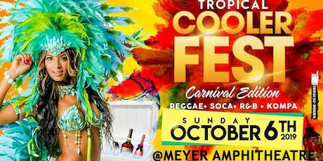 """Tropical Cooler Fest """" Carnival Edition """" 2019 tickets"""