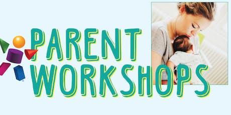 TCMU Parent Workshop: Infant Sleep - Megan Hiott, MSN, FNP-C tickets