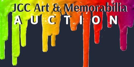 Art & Memorabilia Auction tickets