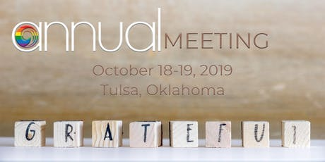 Annual Meeting 2019 tickets
