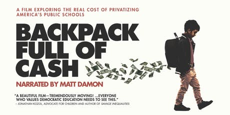 Backpack Full of Cash Documentary Film  tickets