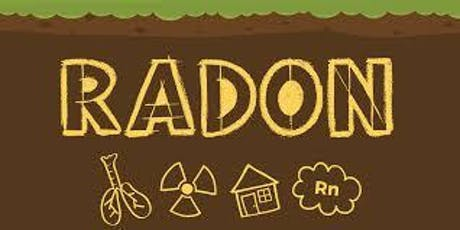 Radon and Real Estate Transactions tickets