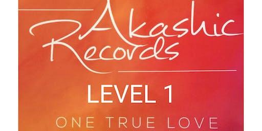Akashic Records Level 1 with Lorraine Meyer