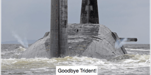 A ROADMAP FOR TRIDENT REMOVAL