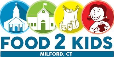 Tip a Teller Night | Fundraiser for Milford Food 2 Kids