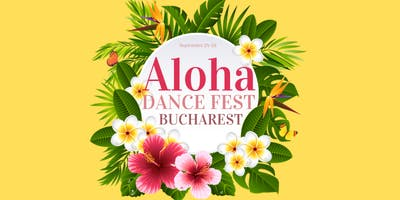 Bucharest Aloha Dance Fest - International Polynesian Arts Festival Romania