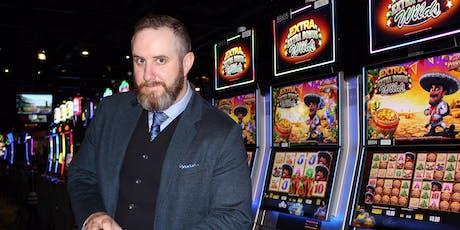 Ryan McFarling LIVE! @ Gateway Casino SSM tickets
