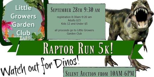 Raptor Run/Walk 5k & Silent Auction