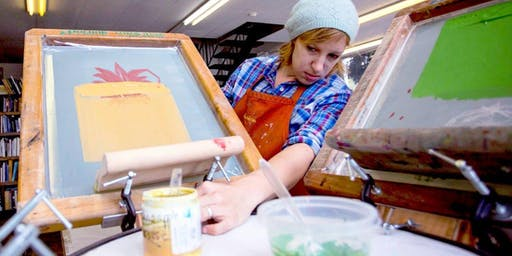 Screen Printing Basics Workshop