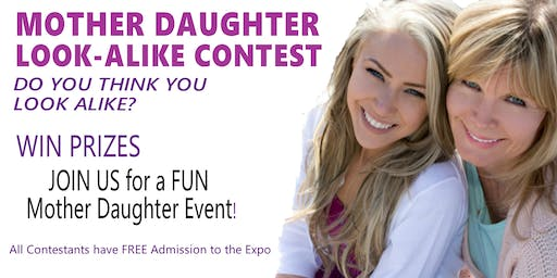 Mother Daughter Look-Alike Contest - NEA Women's Expo 2019