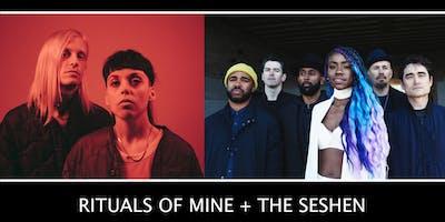 RITUALS OF MINE + THE SESHEN + St. Terrible (solo)