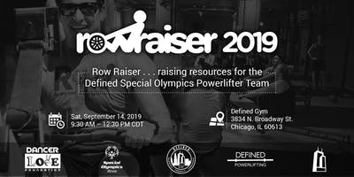 Row Raiser 2019 | Special Olympics Powerlifting Charity Event