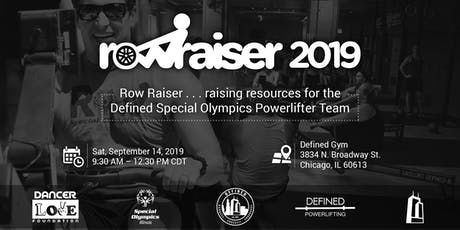 Row Raiser 2019 | Special Olympics Powerlifting Charity Event tickets