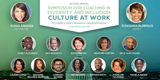 Symposium for Coaching in Diversity and Inclusion: Culture at Work