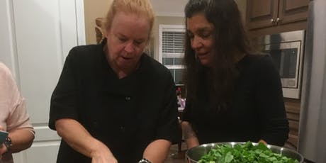 Asian Cooking Class with Chef Joan tickets