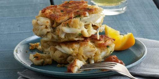 UBS Cooking School: Maryland Crab Cakes