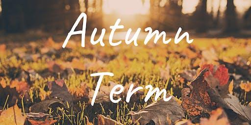 weeSTEMs Autumn Term - August 31st Session
