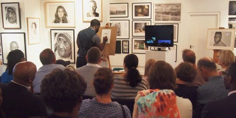 Drawing workshop with Kelvin Okafor tickets