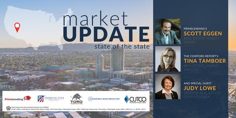 Arizona Market Update - State of the State tickets