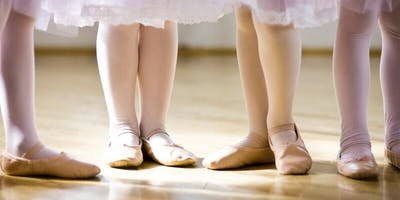 Youth Beginning Dance Ages 5-8