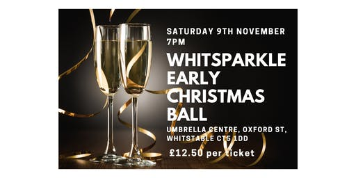 Whitsparkle (Early) Christmas Ball