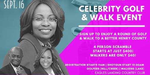 June Wood & Friends Celebrity Golf & Walk Event (VOLUNTEER SIGNUP)