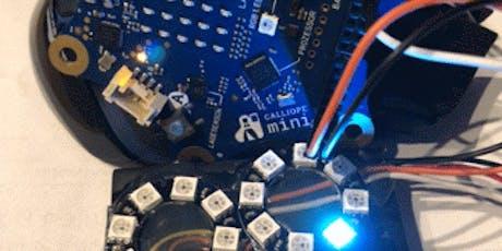 Programmieren mit dem Calliope Mini: Expertenkurs Tickets
