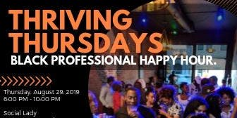 South Bay Black Professionals - Monthly Happy Hour