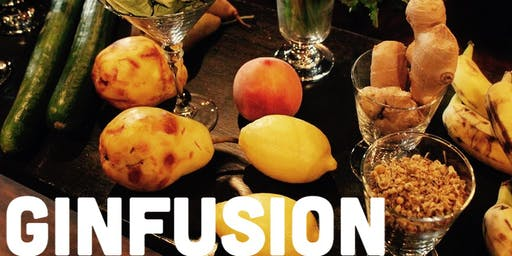 """A Lee Spirits Cocktail Class: """"GinFusions-Summer Edition"""""""