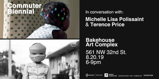 Artist Talk with Michelle Lisa Polissaint and Terence Price II