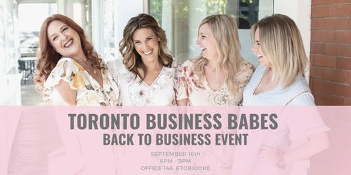 Toronto Business Babes Business With Purpose