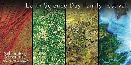 Earth Science Day Family Festival tickets