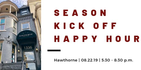 DC Gamecocks Season Kick Off Happy Hour! tickets